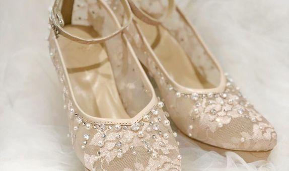 Audelia Weding Shoes