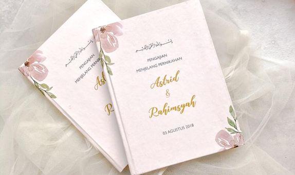 Buku Pengajian Menjelang Pernikahan