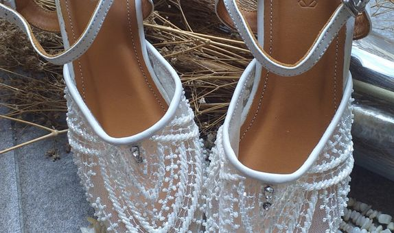 Wedding Shoes Sephtia White - Basic