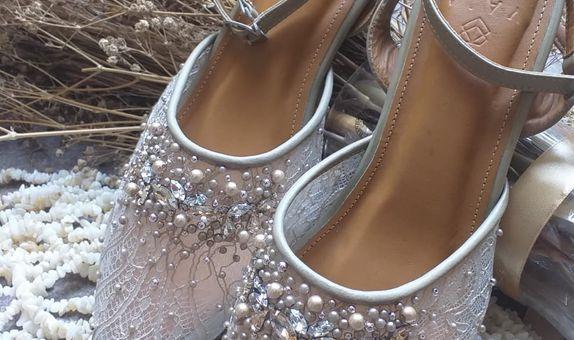 Wedding Shoes Patia - Deluxe