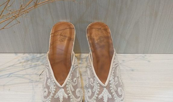 Wedding Shoes Allend White - Basic