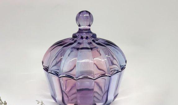 Crystal Jar Ungu