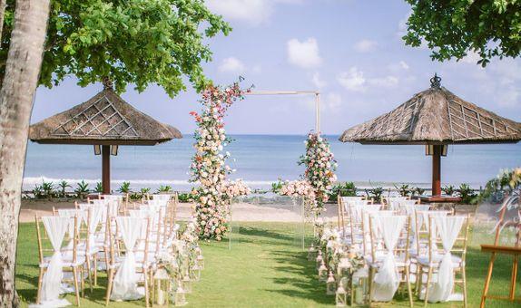 INTERCONTINENTAL BALI RESORT | WEDDING CEREMONY, 10 PAX