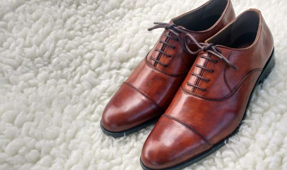 Garibaldi Shoes - Wedding Shoes - Oxford