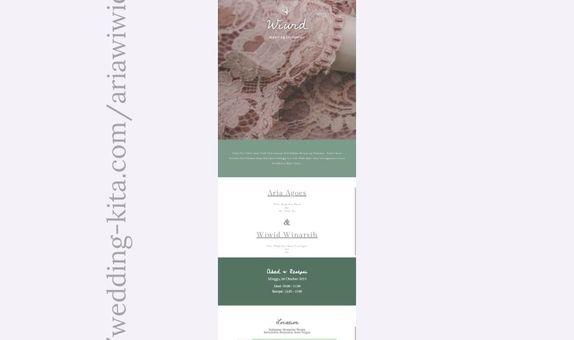 Undangan Website Custom 4