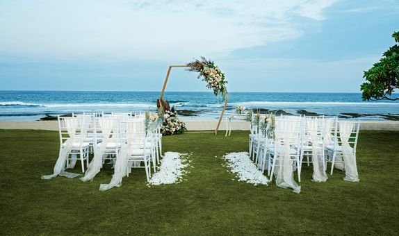 Intimate Wiwaha Beach Wedding