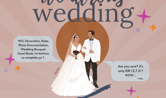 Wondrous Wedding Promo