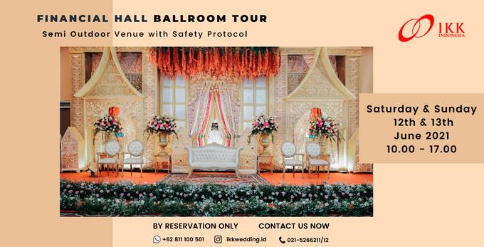 Financial Hall Ballroom Tour