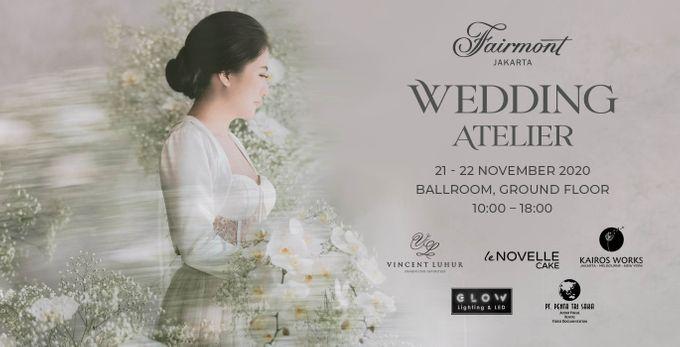 FAIRMONT JAKARTA WEDDING ATELIER