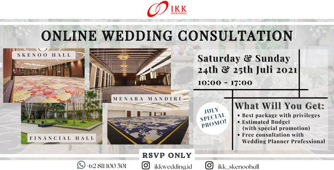 Online Wedding Consultation