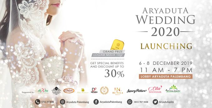 Aryaduta Wedding 2020 Launching