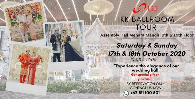 Menara Mandiri Ballroom Tour