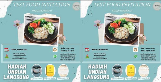 Test Food
