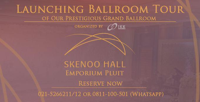 Launcing Ballroom Tour
