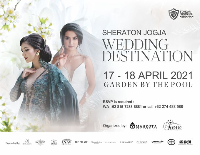 Sheraton Jogja Wedding Destinantion