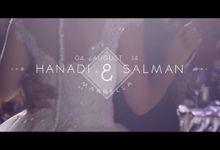 Hanadi & Salman by StudioKrrusel