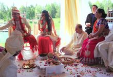 Kalpesh and Mira by Openview Weddings