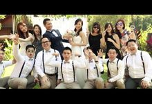 Garden Wedding by KenChan Production