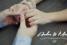 Andre & Maris Pre-wedding Save the Date by QbetaStudios Wedding Films