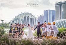 Wedding Day Cinematography - Tracy & Gabriel by Back Alley Creations