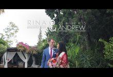 Rina & Andrew by StudioKrrusel