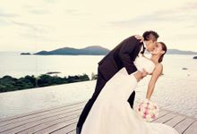 wedding cinematography at Sripanwa Phuket by Lovedezign Photography