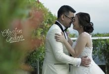 JM and Ken by Christian Andaya Wedding Films