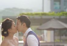 Wai Chong & Shuang Ai // holy matrimony // post wedding highlight by Eric // 2016 by The Next Chapter Film