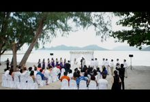 Beach Wedding in Westin Langkawi - Celebrating Shu Li & Trishen by Armadale Cinematography Production