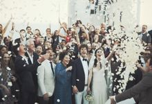 Wedding in greece by De Plan V