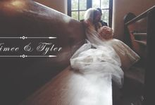 Aimee & Tyler by Southern Charm Wedding Films