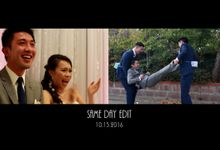 Wedding Same day edit by Filmman Video