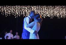 Mouss & Joanna Wedding Highlight by icinema bali