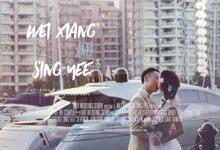 Wei Xiang & Sing Yee by Our Wedding Story