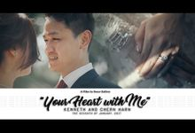 The Wedding of Kenneth and Chern Harn by Sense Gallery Production