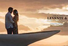 Beach Wedding in Palawan by Sanchi Cinema