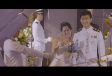 Christine & Jun Wei Luncheon Wedding Highlights by Spark A Light