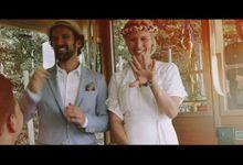 Kristina & Sebastian Trailer by WedLab