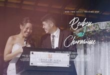 Reuben & Charmaine by Our Wedding Story