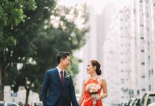 Zhenpei & Faith Same Day Edit Cinema Wedding by Basetime Production