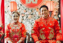 Dominic & Evelyn Same Day Edit Cinema Wedding by Basetime Production