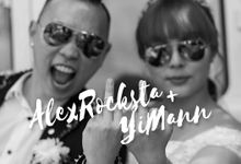 Alex Rocksta & Yi Mann Next Day Edit  Cinema Wedding by Basetime Production