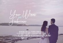 Yao Wen & Sabrina by Our Wedding Story