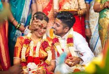 Tamil Temple Wedding by mike.1studio weddings & portraits
