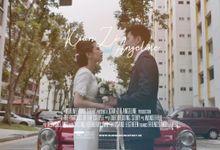 Kian Zi & Angeline by Our Wedding Story
