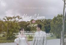 Han Chong & Jane by Our Wedding Story