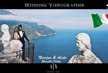 Wedding in  Italy by Alexey Xod