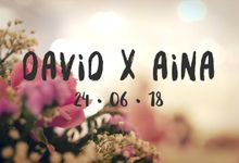 DAVID & AINA - OUR WEDDING JOURNEY by The MAD Society