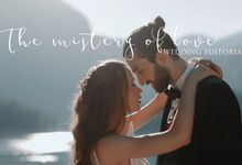 The mistery of love . Wedding Editorial by Anjeza Dyrmishi photographer