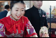 Ivor & Meng Qian AWD by S&R